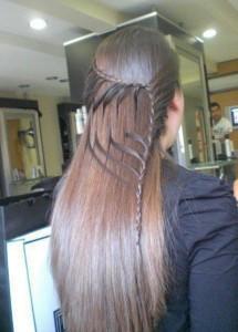 strange braids