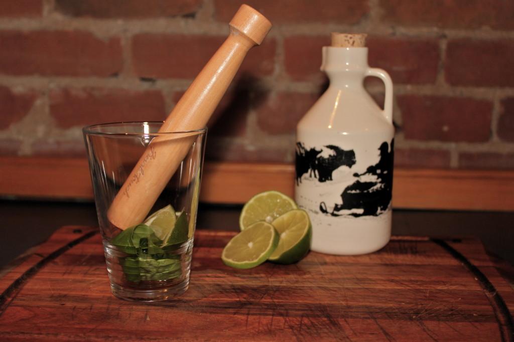 Gin Basilic 2