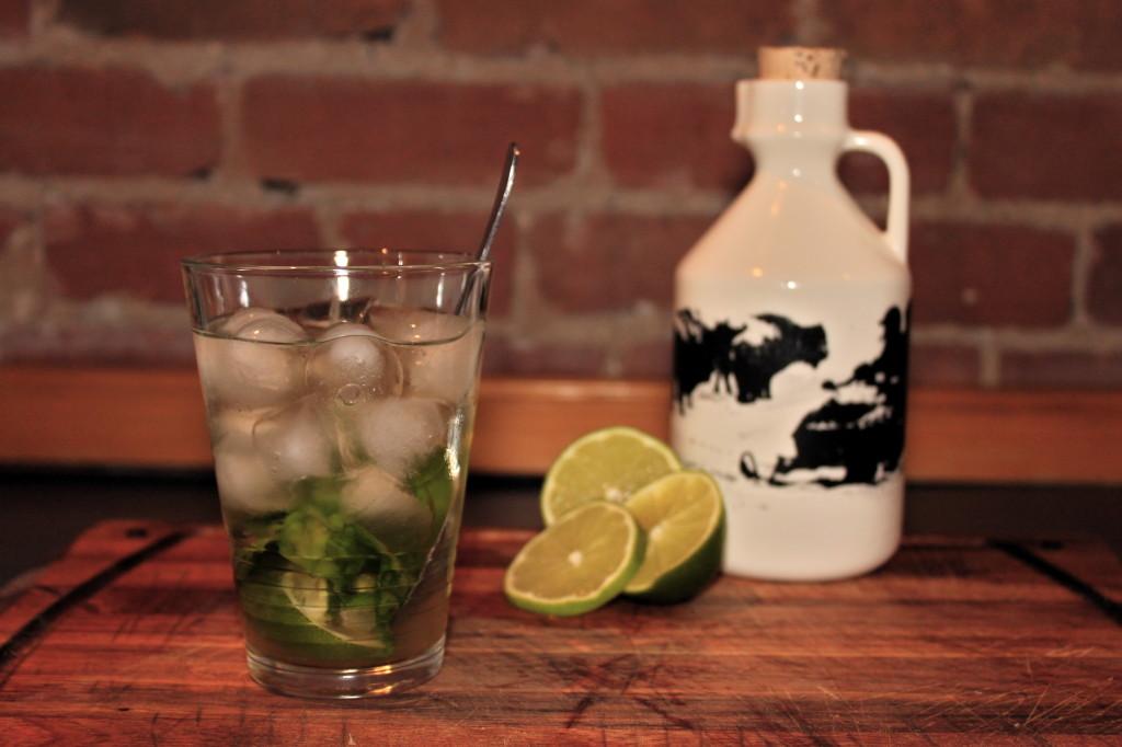 Gin Basilic 4