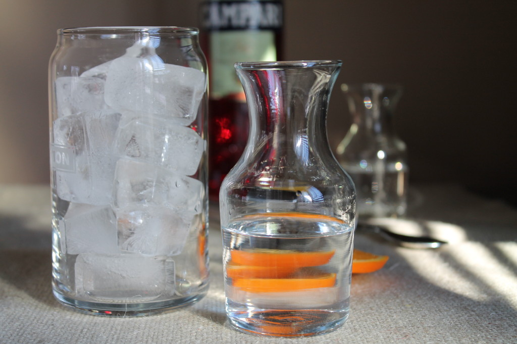 Vodka Campari 2
