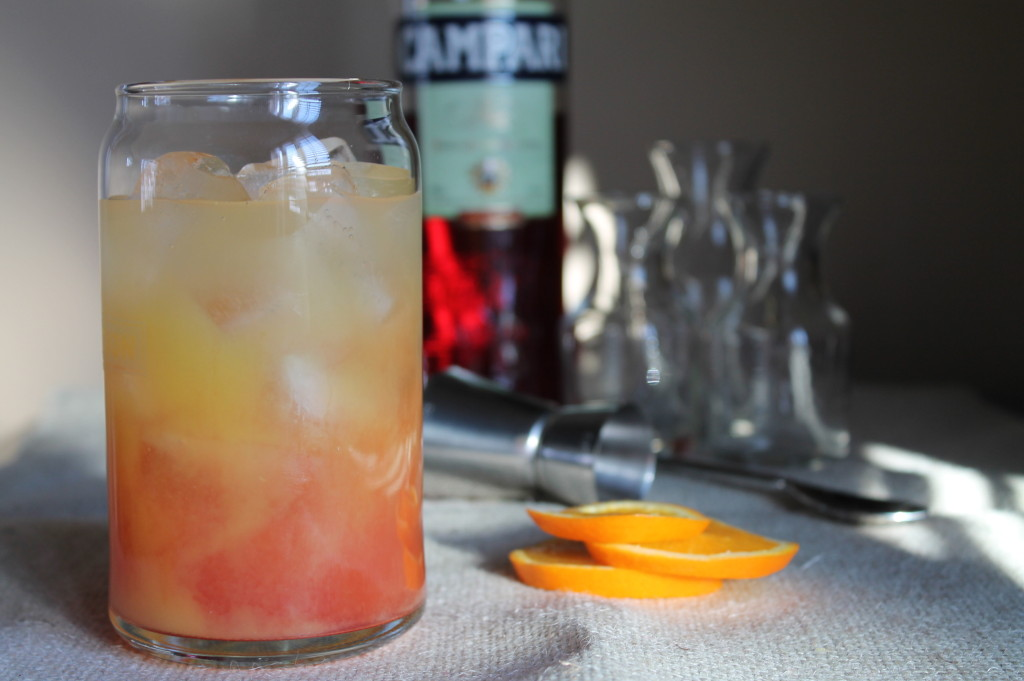 Vodka Campari 6