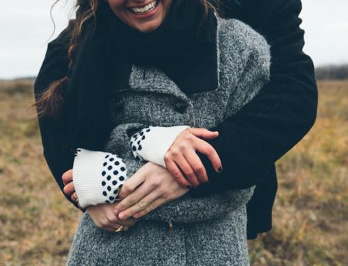Sexe féminin prêt pour relation hivernale