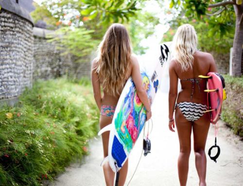 10 raisons d'essayer ou réessayer le surf