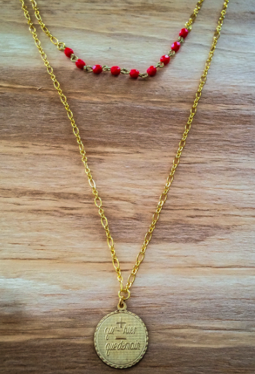 Collier Boho Horace - 30$