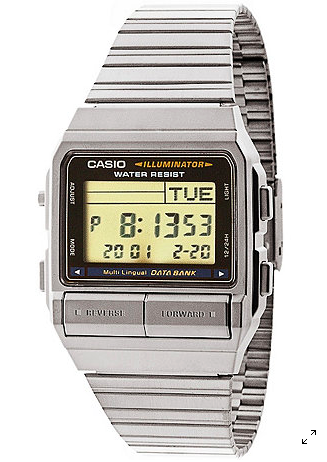 Montre Casio digitale American Apparel - 85$