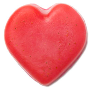 Savon Cupid's Love Lush - 6,95$:100g