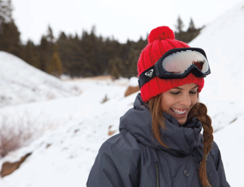 Les essentiels beauté pour une journée de ski