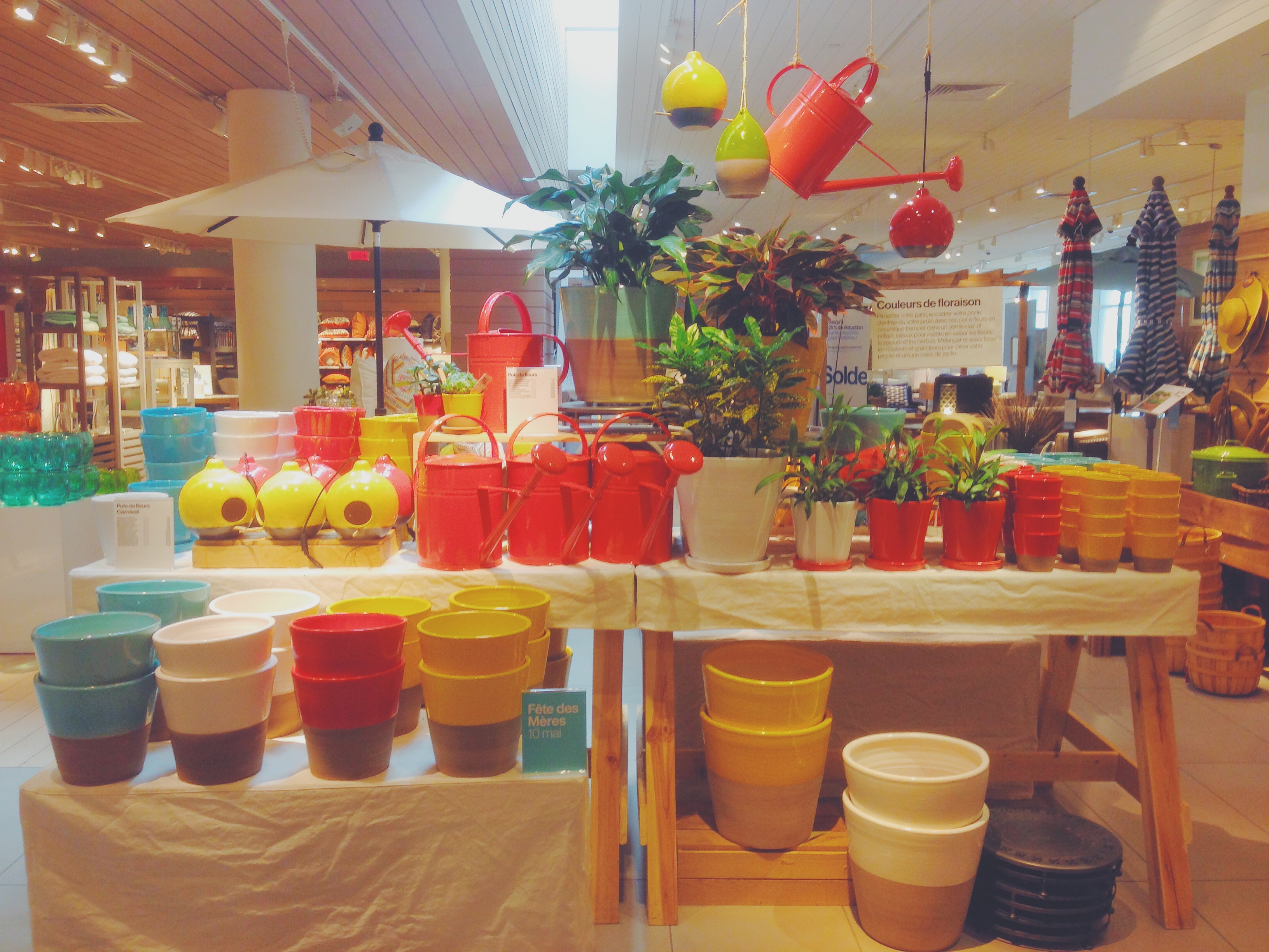 Crate & Barrel - Photo : Gabrielle Hamelin