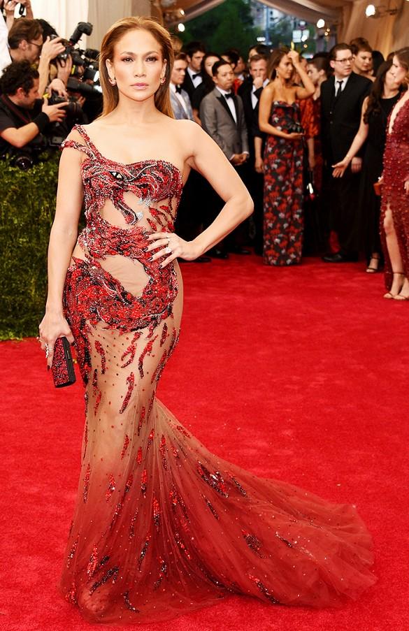 Jennifer Lopez, Versace - WhoWhatWear