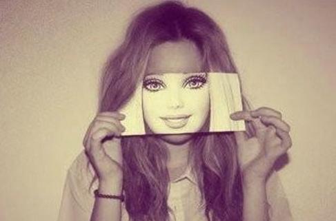 fille barbie