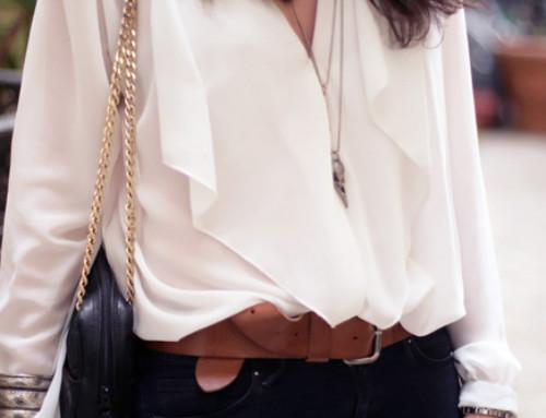 4 essentiels dans la garde-robe d'une jeune professionnelle