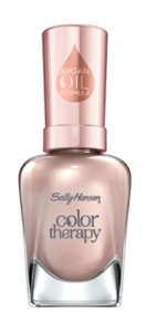 Color therapy, Sally Hansen |