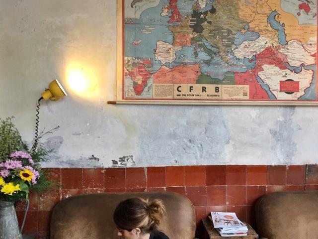 1 ou 2 cafés à Barcelone